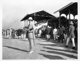 Jacques Cartier lors d'un voyage en Inde en 1911 (archives Cartier).