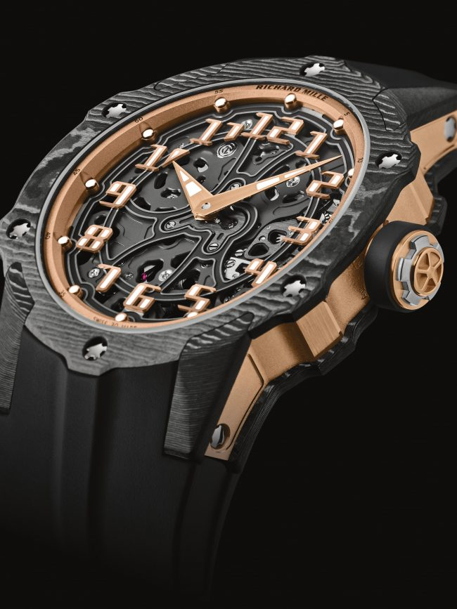 RICHARD MILLE // NOUVELLE RM 33-02 AUTOMATIQUE