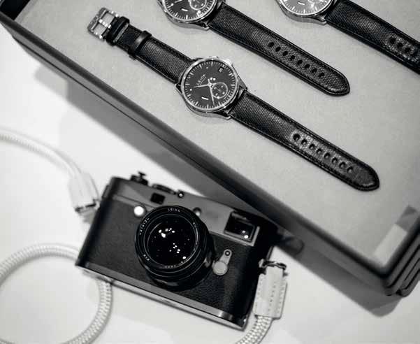 Leica montres L1 et L2
