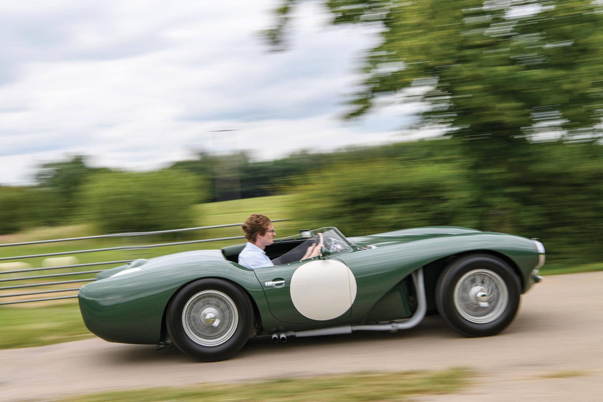 grands classiques d'Aston Martin
