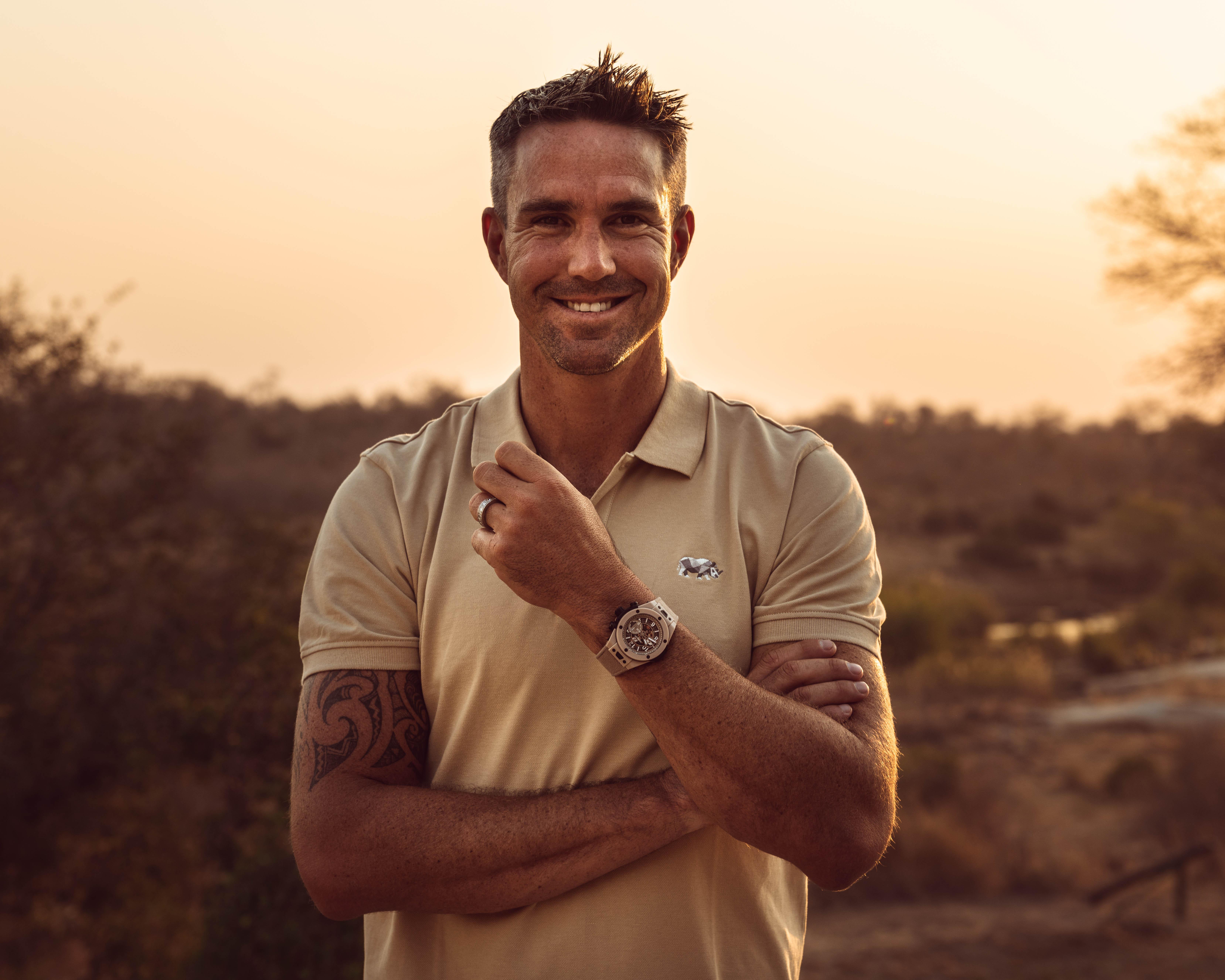 Kevin Pietersen founder of SORAI