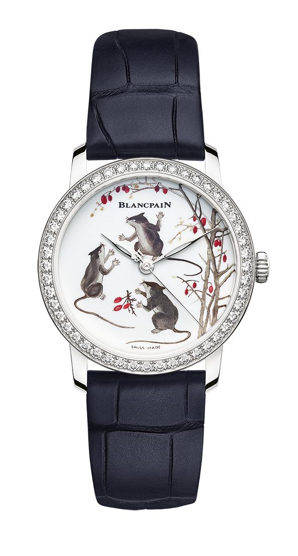 Blancpain - Année du rat