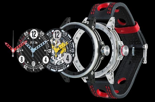 BRM Chronographe - Montre sur mesure